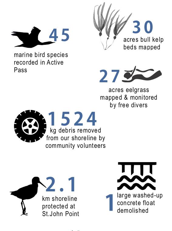 shoreline achievements