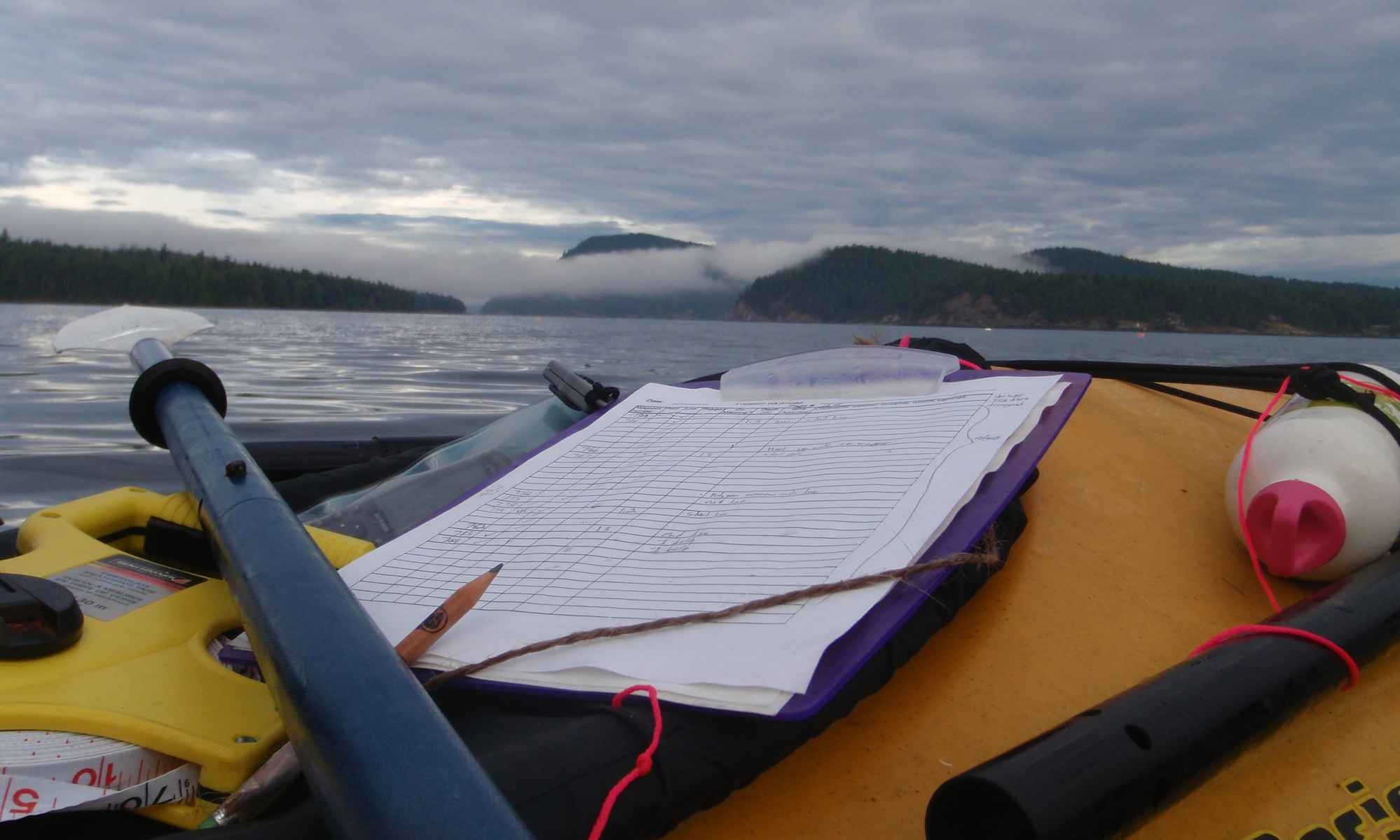 Bugles and Baselines - Mayne Island Conservancy