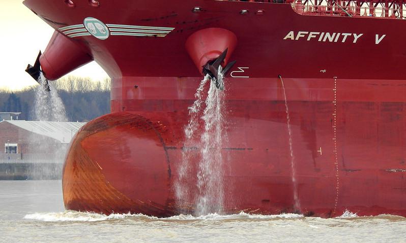 tanker ballast water